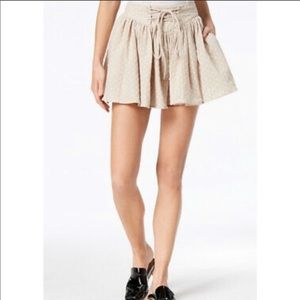 Free People Meet Your Match Flowy Shorts